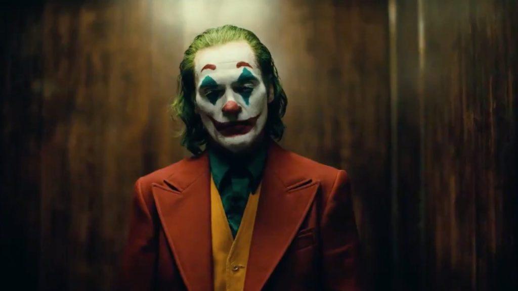 Joker Joaquin Phoenix 2019